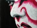 Attore kabuki I 35x25