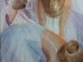 Heloipsis, 2006, olio su tela, 30x80