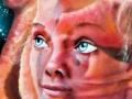 Le rose, 2006, olio su tela, 25x35