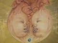 , olio su tela, 2011, 70x70