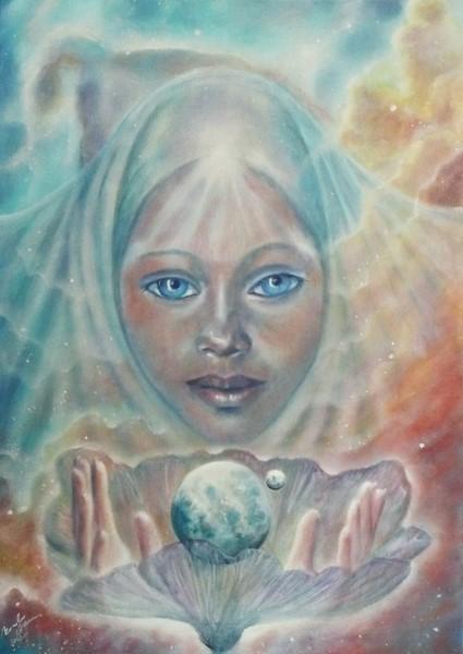 Terra di luce, olio su tela, 50x70, 2012
