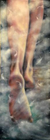 10-Sulle tracce degli angeli-olio su tela-30x80-2014- (Copia)